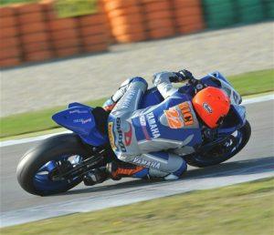 Ricardo Brink wegrace seizoen 2106